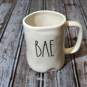 RAE DUNN LL Bae Mug NWT